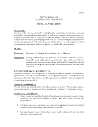 Sample Youth Specialist Resume Communications Specialist Resume Resume Template Pinterest 22