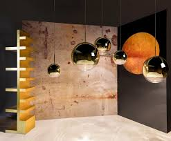 tom dixon mirror ball 25cm linear pendant system 1