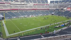 seat view for lincoln financial field section c36
