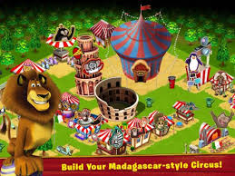 Small Picture Madagascar Join the circus Android apk game Madagascar Join the