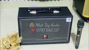 Loa karaoke mini xách tay di động cao cấp giá rẻ