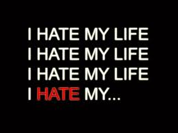 I Hate My Life Quotes Amazing I Hate My Life Quote Quote Number 48 Picture Quotes