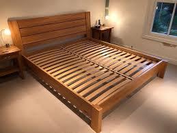 Marks And Spencer Bedroom Furniture Oak Super King Size 6 Ft Double Bed Marks Spencer Sonoma