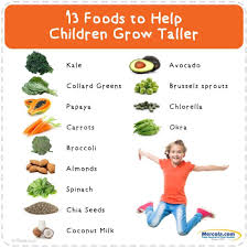 Best Tips To Increase Height Healthy Baby Food Grow