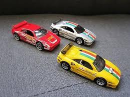 Hot wheels 1999 ferrari f. Hot Wheels Ferrari F355 Challenge Lot Of 3 Different Cars See Pics Mint Vhtf 5 99 Picclick