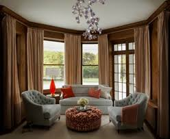 bay window furniture. Furniture Lavish Ergonomic Home Interior Design With Bay Window Living Room Design.