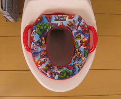 superman potty seat