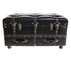 leather trunk coffee table australia steamer end