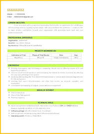 Best Resume Template Word Inspiration Resume Letters Best Resume Formats That Grab Attention Resume