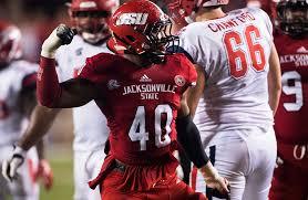 99 nfl draft picks x 4 pro football hofs #ibelieve x #bleedtheeblue head football coach ➡️ @deionsanders. Darius Jackson Football Jacksonville State University Athletics