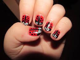 27+ Black and Red Nail Art Designs | Design Trends - Premium PSD ...