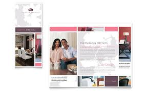 Architecture & Design | Tri Fold Brochure Templates