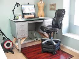 lovable standing desk setup alluring home office design ideas with the silliest standing desk setup we39ve ever shown on treehugger