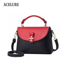 acelure las handbag cover totes bag sac a main femme de marque luxe cuir 2018 pu leather women shoulder bag bolsos mujer leather goods purses for