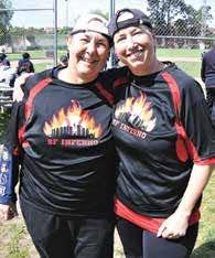 Bay Area LGBT Sports Trailblazers Sheryl Phipps and Barb Pershing ...
