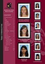 HGHS Term 4 Newsletter by Hamilton Girls High School issuu