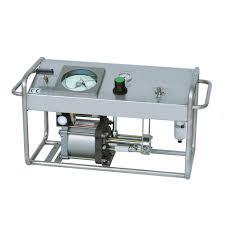 Portable Air Driven Cylinder Head High Pressure Testing Pump With Chart Recorder Buy Portable Testing Pump Air Driven Cylinder Testing Pump Cylinder