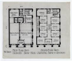 Kinston Branch Banking And Trust First Floor Plan Second