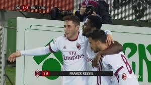 Highlights Cagliari 1-2 AC Milan - Serie A 2017/2018 ...