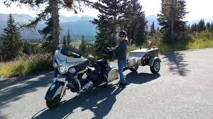 bushtec trailer hitches n motorcycle forum