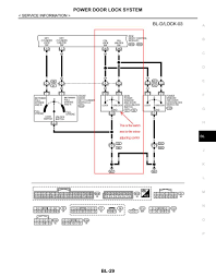 door lock switch wiring diagram 5 wire central locking actuator wiring diagram 5 adding door lock actuators to base model page