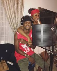 Image result for stonebwoy sister