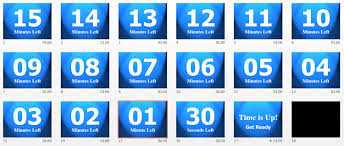 Countdown Clock For Powerpoint Presentation Create Or Download A Powerpoint Countdown Timer