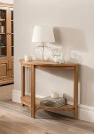 miranda half moon console table vine mill furniture half moon console table76
