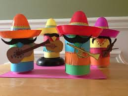 mexican fiestas craft ideas - Google Search