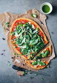 Green Kitchen Stories Book Green Kitchen Stories A Green Pizza With A Cauliflower Base