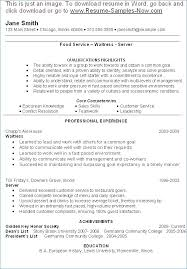 Hostess Job Description For Resume Cool Waitress Job Description For Resume Lovely Hostess Job Duties Resume