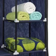 53 portable closet storage organizer wardrobe clothes rack with with heavy duty portable closet best heavy duty portable closet