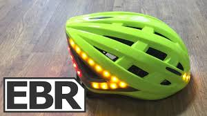 Lumos Helmet Video Review - $199 Smart LED <b>Bicycle Helmet</b> with ...