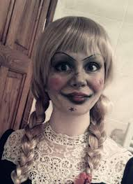 annabelle from the conjuring annabelle disguise