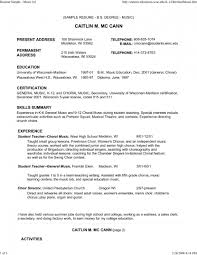 Resume Music Peaceful Design Ideas Music Resume Template 100 Music Teacher Resume 41