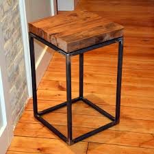 wood and wrought iron furniture. Stunning Wrought Iron Bedside Tables Pict Of And Wood Furniture Concept Al S Ironwood Michigan Style