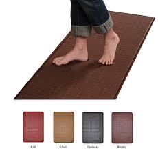 Padded Floor Mats For Kitchen Kitchen Exquisite Anti Fatigue Kitchen Mats Decorative Floor