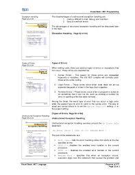Persuadestar Welcome To Persuadestar Resume Vba Error The