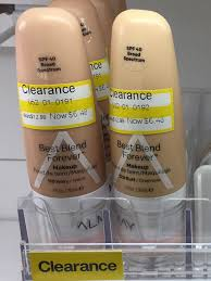 cosmetic clearance deals as low as 48 at target