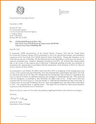 6 Sample Letter With Enclosure Edu Techation