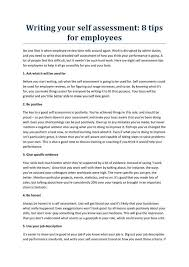 Writing Your Self Assessment By Holymoleyjobs Uk Jobs