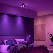 Phillips Hue Recessed Light Philips Hue White And Color Ambiance Centura Recessed Spotlight Round Led