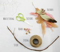 Make Native American Dream Catchers Beaded Heart w Butterfly Native American Dream Catcher crafts 81
