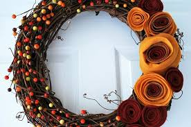 wreaths for front doorsHow To Make Front Door Wreaths for Fall DIY Projects Craft Ideas