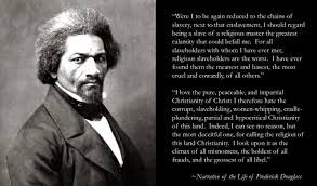 7 The Narrative Of The Life Of Frederick Douglass Quotes Life