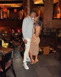 Who is Dwayne Haskins' wife Kalabrya?