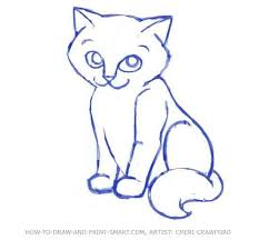 easy cat face drawing. Exellent Cat How Do You Draw A Warrior Cat  How To Draw Cat Face Step 8 For Easy Drawing K