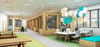 office pop. Pop-up Office Cubicles Created From Recycled Cardboard Pop R