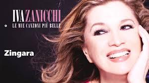 MusicAnd2020 - Iva Zanicchi . Zingara . 2020
