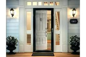 entry door glass inserts and frames impressive replacing a window replace with replacement windows decorating ideas